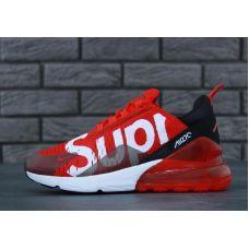 Кроссовки Nike Air Max 270 Supreme АН4055-400 - С гарантией
