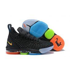 """Баскетбольные кроссовки Nike Lebron XVI """"I Promise"""" АО2578-004 (Реплика А+++) - С гарантией"""