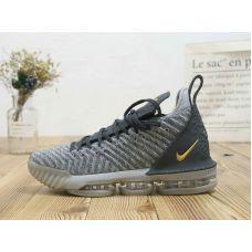 Баскетбольные кроссовки Nike Lebron 16 АО2578-220 (Реплика А+++)