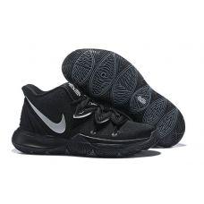 "Баскетбольные кроссовки Nike Kyrie 5 ""Triple Black"" АО2929-001 (Реплика А+++)"
