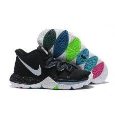 """Баскетбольные кроссовки Nike Kyrie 5 """"Black Magic"""" АО2929-609 (Реплика А+++)"""