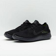 Кроссовки Nike Free RN Flyknit 2018 942938-002 (Реплика А+++)