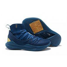 Баскетбольные кроссовки Under Armour Curry 5 Mid 3028657-036 - С гарантией