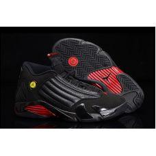 Баскетбольные кроссовки Air Jordan 14 Retro Last Shot 311843-010 (Реплика А+++)