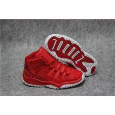 Детские кроссовки Air Jordan 11 XI Retro Kids 378039-801 - С гарантией
