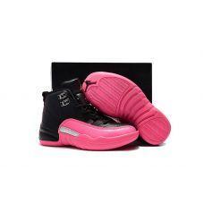 Женские баскетбольные кроссовки Nike Air Jordan 12 510815-019 - С гарантией