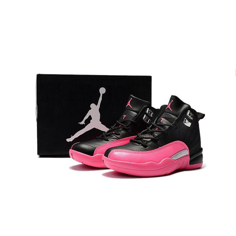 3e68c70b Женские баскетбольные кроссовки Nike Air Jordan 12 510815-019 - С гарантией