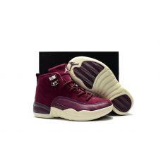 Женские баскетбольные кроссовки Nike Air Jordan 12 GS 510815-108 - С гарантией