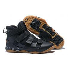 Кроссовки Nike LeBron Soldier 897645-110 - С гарантией