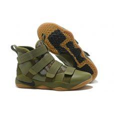 Кроссовки Nike LeBron Soldier 897645-310 - С гарантией