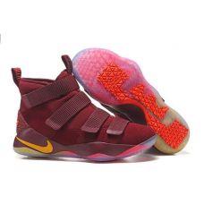 Баскетбольные кроссовки Nike LeBron Soldier 11 Cavs 897645-800 - С гарантией