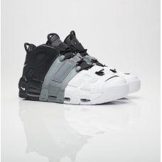 """Женские баскетбольные кроссовки Nike Air More Uptempo '96 """"Tri-Color"""" 921948-002 - С гарантией"""
