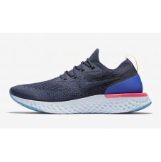 Кроссовки Nike Epic React Flyknit A0067-400 - С гарантией