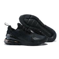 Кроссовки Nike Air Max 270 Flyknit All Black AH8051-001 - С гарантией