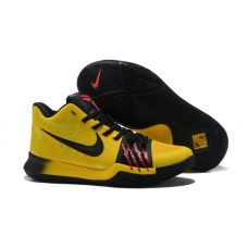 "Женские кроссовки Nike Kyrie 3 Mamba Mentality ""Bruce Lee"" AJ1692-700 - С гарантией"