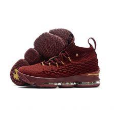 Баскетбольные кроссовки Nike LeBron 15 887648-303 - С гарантией