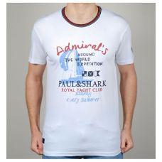 Футболка Paul&Shark Баттал 21561-2 - С гарантией