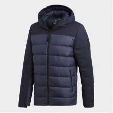 Пуховик мужской Adidas Climawarm CY8620 (Оригинал) CY8620- C гарантией