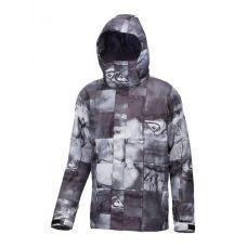 Сноубордическая куртка Quiksilver Next Mission Printed Ins Jkt 8K ( Оригинал ) KMPSJ263-2 - C гарантией