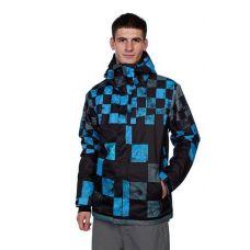 Сноубордическая куртка Quiksilver Next Mission Printed Ins Jkt 8K Dna Snow Smoke ( Оригинал ) KPMSJ263-6 - C гарантией