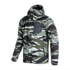 Горнолыжная куртка Quiksilver Mission 3N1 10K Snow Jacket  ( Оригинал ) EQYTJ03019 - C гарантией