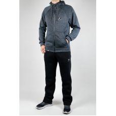 Зимний спортивный костюм Nike AIR (nike-air-dark-grey) - С гарантией