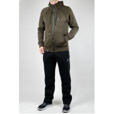 Зимний спортивный костюм Nike AIR (nike-air-haki) - С гарантией