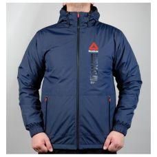 Ветровка Reebok reebok-red-dark-blue