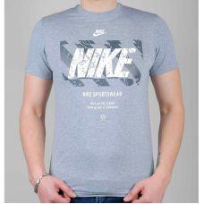 Футболка мужская Nike 11901-5 - С гарантией