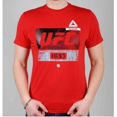 Футболка мужская Reebok UFC 11903-3 - С гарантией