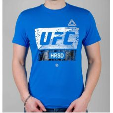 Футболка мужская Reebok UFC 11903-7 - С гарантией
