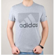 Футболка мужская Adidas 1690-5 - С гарантией