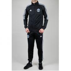 Мужской спортивный костюм Adidas FC ManUTD 8173-2 - С гарантией