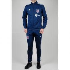 Мужской спортивный костюм Adidas FC Bayern 8179-1 - С гарантией