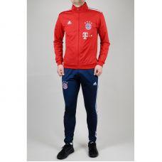 Мужской спортивный костюм Adidas FC Bayern 8179-2 - С гарантией