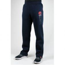 Зимние спортивные брюки Reebok UFC reebok-ufc-dark-blue-1 - С гарантией