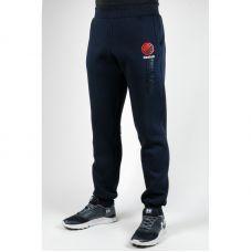 Зимние спортивные брюки Reebok UFC reebok-ufc-manjet-dark-blue - С гарантией