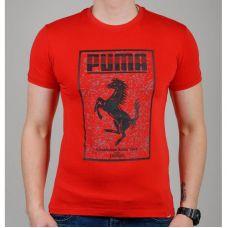 Футболка мужская Puma Ferrari z1805-2 - С гарантией