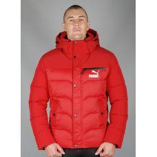 Куртка зимняя  Puma 9905-1 (Реплика А+++)