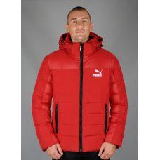 Куртка зимняя  Puma P9902-1 (Реплика А+++)