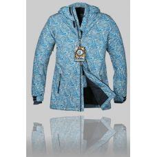 Женская зимняя горнолыжная куртка Volcom G-1