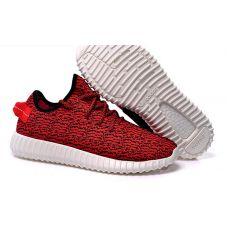 "Кроссовки Adidas Yeezy Boost 350 Low ""Red/black"" B35300 - С гарантией"