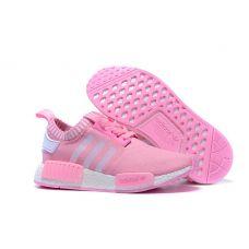 Женские кроссовки Adidas NMD Runner Primeknit S79168 - С гарантией