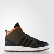Ботинки Adidas CLOUDFOAM HOOPS WINTER MID AC7790 - С гарантией