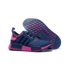 Женские кроссовки Adidas NMD Runner Primeknit S79169 (Реплика А+++)