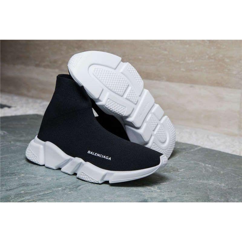 кроссовки женские Balenciaga Speed Trainer Knit Sock 30765 с гарантией