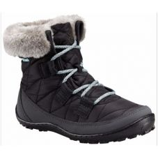 Полусапожки женские Columbia Youth Minx Shorty Omni-Heat Waterproof BY1334-010 , арт. 1709751-010 (Оригинал)