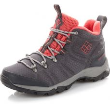 ЖЕНСКИЕ БОТИНКИ COLUMBIA FIRECAMP MID FLEECE YL5212-011
