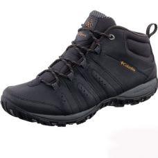 Мужские ботинки Columbia Peakfreak Nomad Chukka WP Omni-Heat BM3926-010 арт.1552991-010 - С гарантией