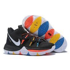 """Баскетбольные кроссовки Nike Kyrie 5 """"FRIENDS"""" АО2929-624 (Реплика А+++)"""
